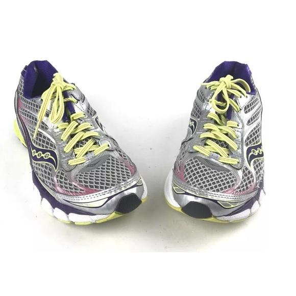 Details about Saucony Triumph Power Grid Cross Training Shoes Women's Size 7.5 Athletic Pink